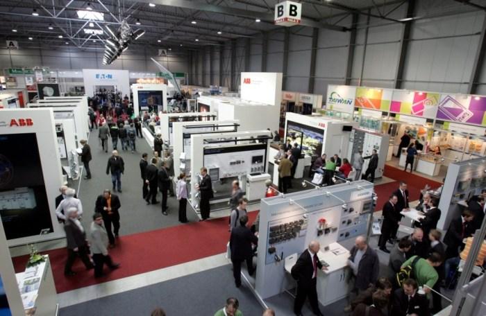 business trade fair