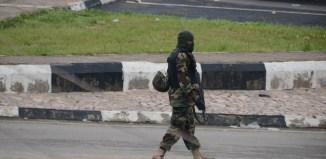 Amina Mallam Usman, Boko Haram, Government Girls Secondary School , Dapchi, Yobe soldiers army