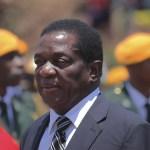 Emmerson Mnangagwa, Constantino Chiwenga, Kembo Mohadi