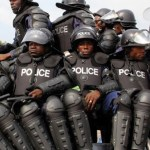 Nigerian, Police, Peace Keeping, Liberia