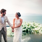 destination wedding couple love