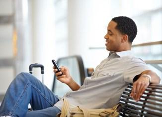smartphone flight