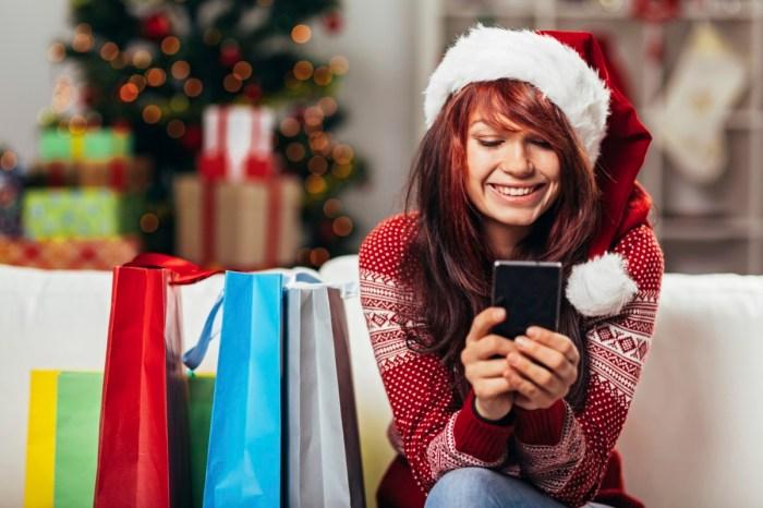 holiday season shopping