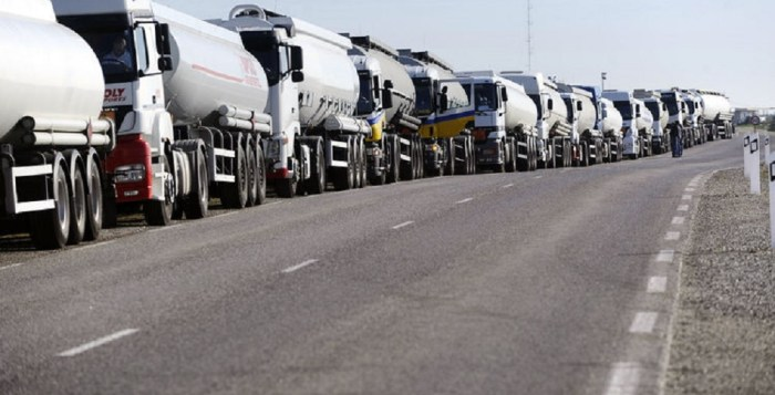 Loading Of Petrol In Progress At Different Depots- NUPENG
