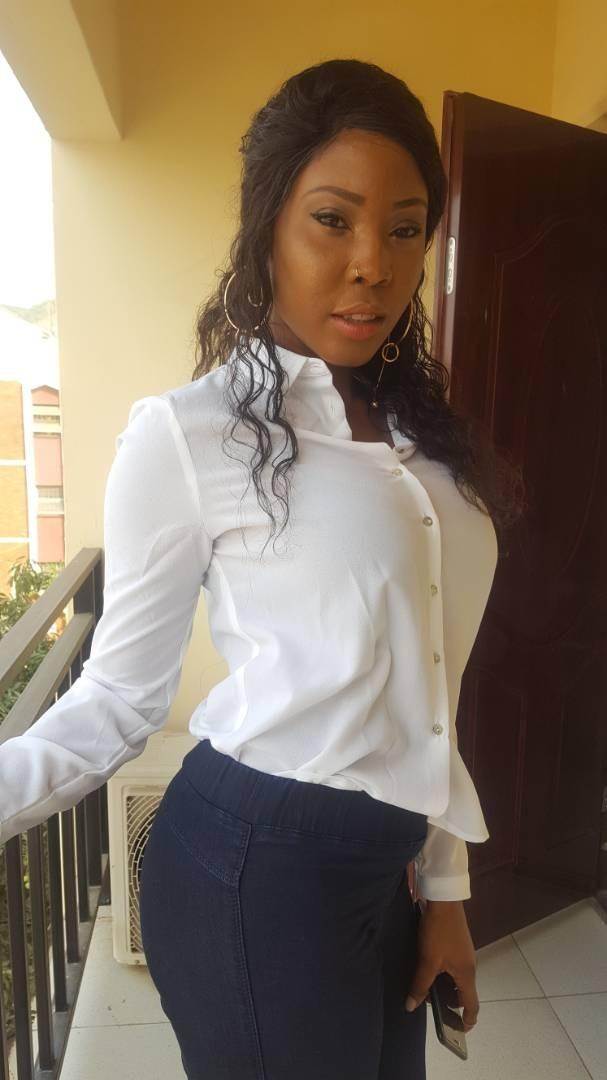 Stephanie Otobo pictured on Tue, Jan 30, 2018 in Lagos   Vanguard