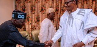 Bola Tinubu, Babajide Sanwo-Olu, Akinwumi Ambode