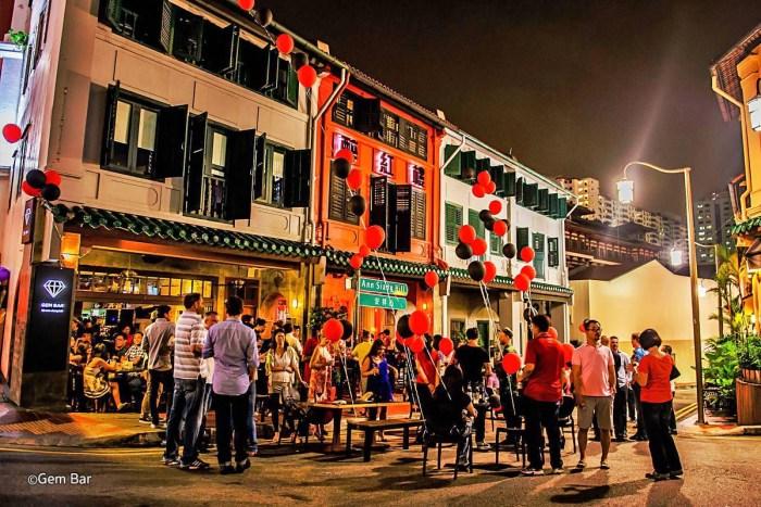 Club Street, Chinatown