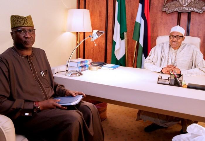 Presidency,APC,SGF