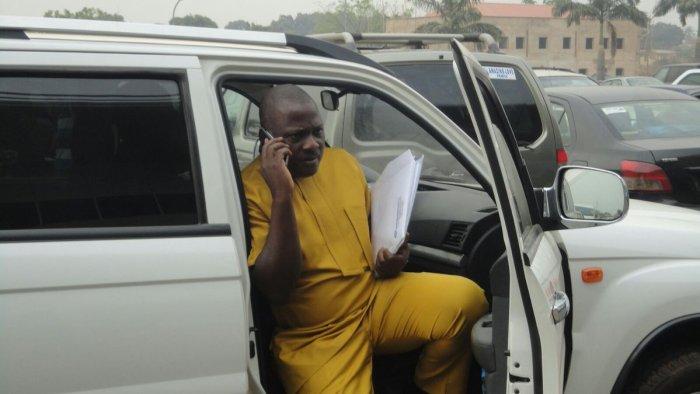 Prof. J.N. Mbadugha, Innoson,