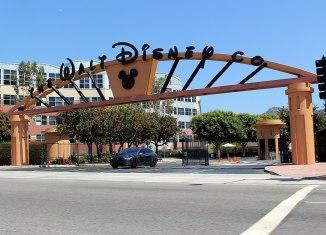 Walt Disney Studios entrance at Alameda   Wikipedia