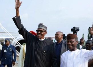 Buhari, Ghana, Anniversary, Monday