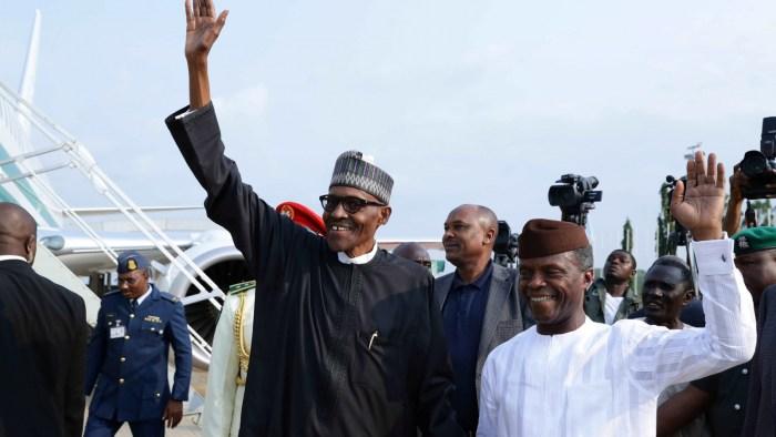 Buhari, US, Abuja, Visit