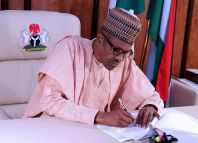OPL 245, Mohammed Bello Adoke, Diezani Alison-Madueke , Goodluck Jonathan, Malabu Oil, Muhammadu Buhari ,