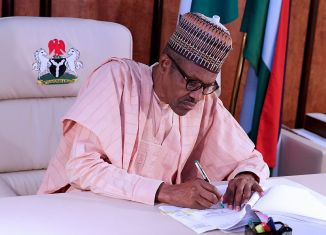 Buhari, Budget, Assent, Approval, Senate