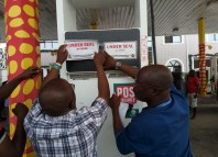 DPR, Petrol Station, Warri, Delta