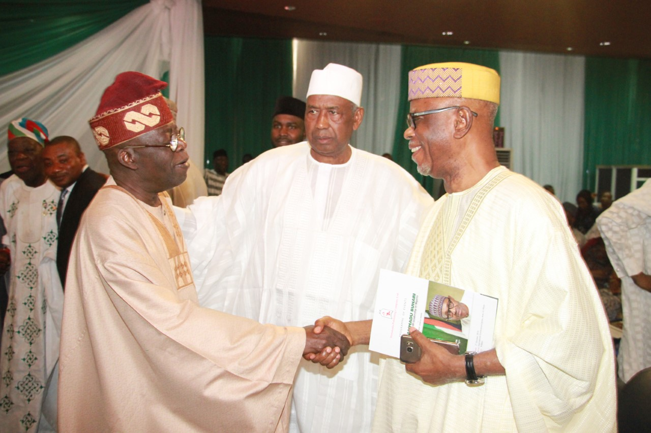 Bola Tinubu, All Progressives Congress, APC, John Odigie-Oyegun, Reconciliation , Sabotage