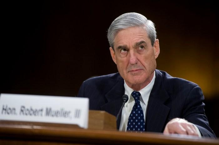 election russians robert mueller