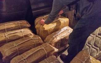 Russian Embassy, Cocaine, 400kg , Argentina