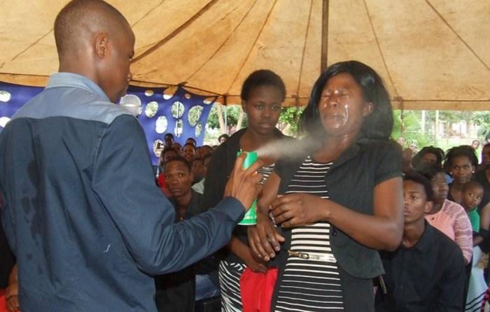 Lethebo Rabalao, Insecticide