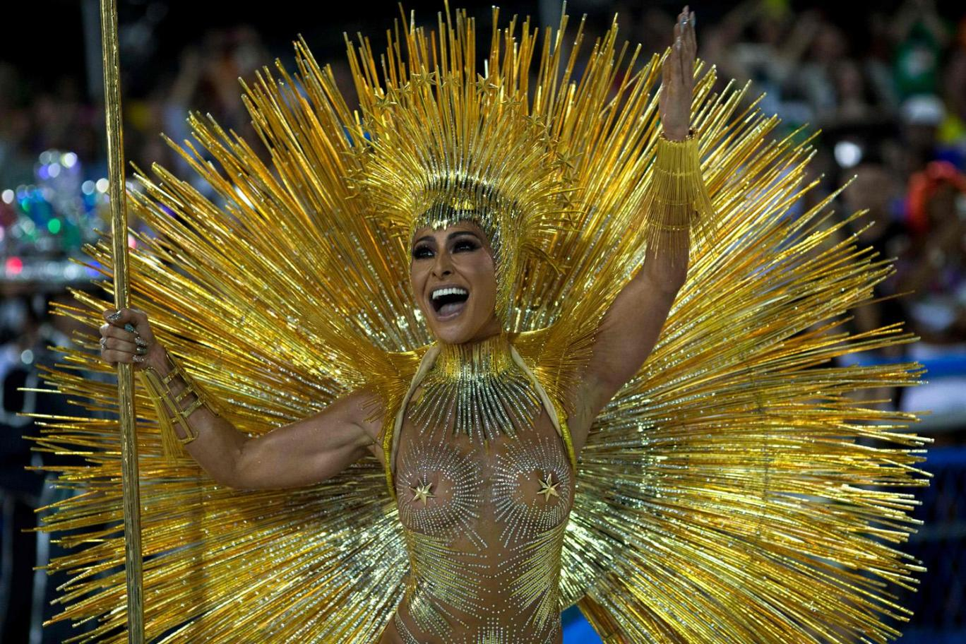 The 25 Sexiest Dancers At The Rio Carnival In 2018 [LOOK]