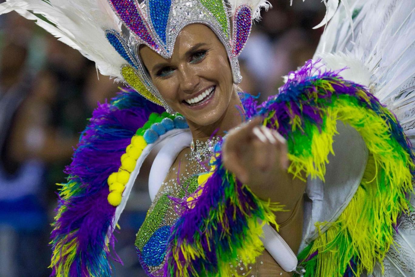 rio carnival brazil
