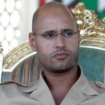 Gaddafi, President, Son