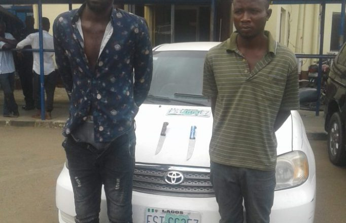 Robbery Gang Kill Taxify Driver, Sell Car For N350,000 (PHOTOS)