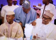 Yemi Osinbajo, Daughter, Wedding, Buhari