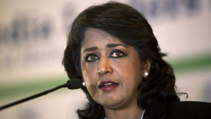 Ameenah-Garib Fakim, President, Mauritian, financial, Scandal