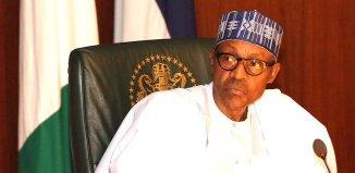 President Muhammadu Buhari, Abdul'aziz Yari, Chris Ngige
