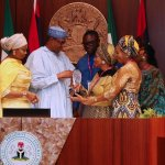 Buhari, Martin Luther, Award