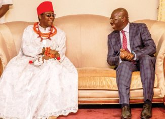 Oba, Ewuare II, Human Traffickers, Native, Doctors, Governor, Edo