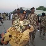 Boko Haram, Army, Slaves