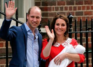 Duke , Duchess, Baby, Name
