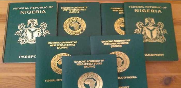 Nigerian, Passport, Apply
