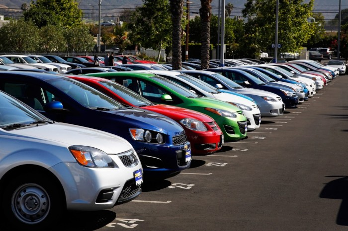 car dealership used car