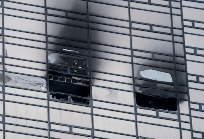 One Dead As Fire Guts 50th Floor Apartment Of Trump Tower (PHOTO)