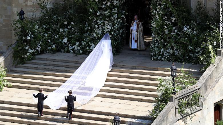 Britain Stages Epic Royal Wedding As Meghan Markle Marries Prince Harry (PHOTOS)