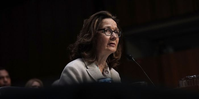 Gina Haspel's comments came in a letter Tuesday to senators as the Trump administration works to shore up support for her confirmation amid an intensifying public debate over torture.