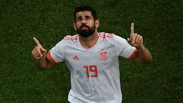 Spain vs Portugal: Diego Costa goal makes history with first VAR decision at a World Cup   Getty Images