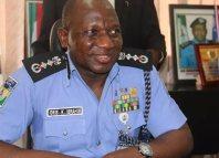 Jimoh Moshood, Ibrahim Idris, Police