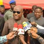 Governor Wike of Rivers State
