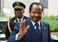 Cameroonian Head of State Paul Biya | Cameroon News Agency