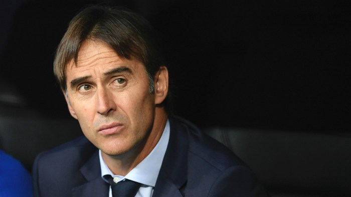 Julen Lopetegui, Real Madrid, Spain