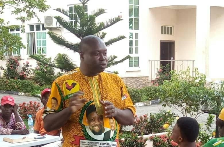APGA Chieftain Begins Unification Of All Political Parties In Anambra Community (PHOTOS)