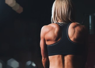 muscle training body