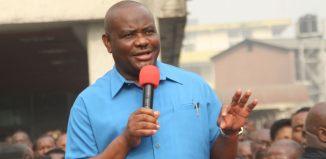 Governor Nyesom Wike, Rotimi Amaechi