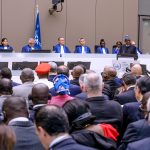President Buhari presents Keynote Address at the 20th Anniversary of the International Criminal Court (ICC) at the Hague, Netherlands on 17th July 2018