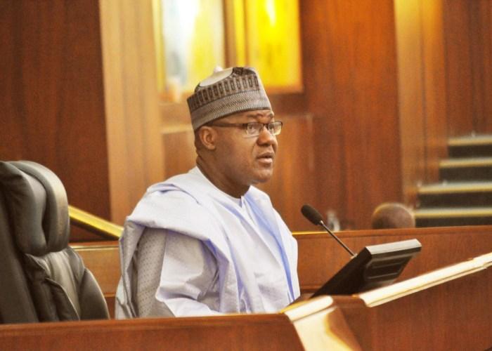 Speaker of the Nigerian House of Representatives, Yakubu Dogara