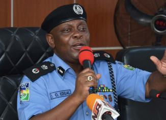 FSARS SARS Homosexual homosexuals Lagos State Commissioner of Police, Edgal Imohimi